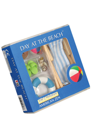 Toysmith Day At The Beach: Life In Miniature American Zen - Product Mini Image