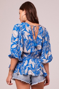 Band Of Gypsies Day Date Blouse - Alternate List Image