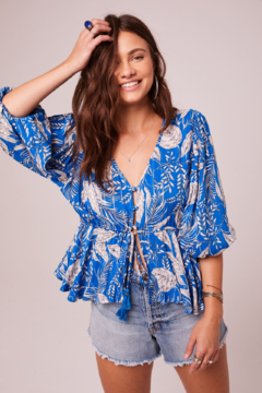 Band Of Gypsies Day Date Blouse - Product List Image