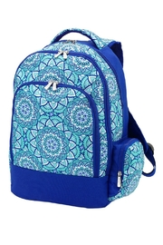 Wholesale Boutique Day Dreams Backpack - Front cropped