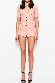 Alice McCall  Day/night Playsuit Rose - Product Mini Image