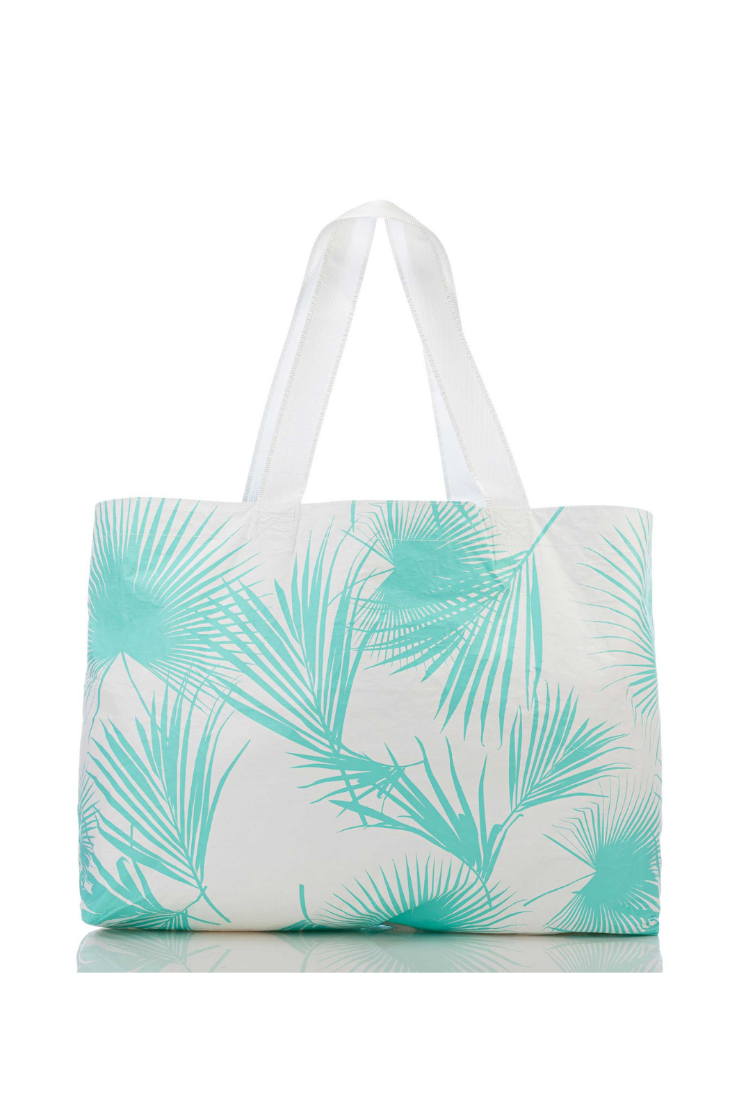 Aloha Collection Day Palms Holo Holo Tote - Front Full Image