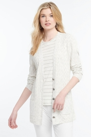 Nic + Zoe Day Trip Cardigan - Front cropped