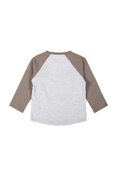 Paper Wings Day Trippers Organic Raglan Tee - Alternate List Image