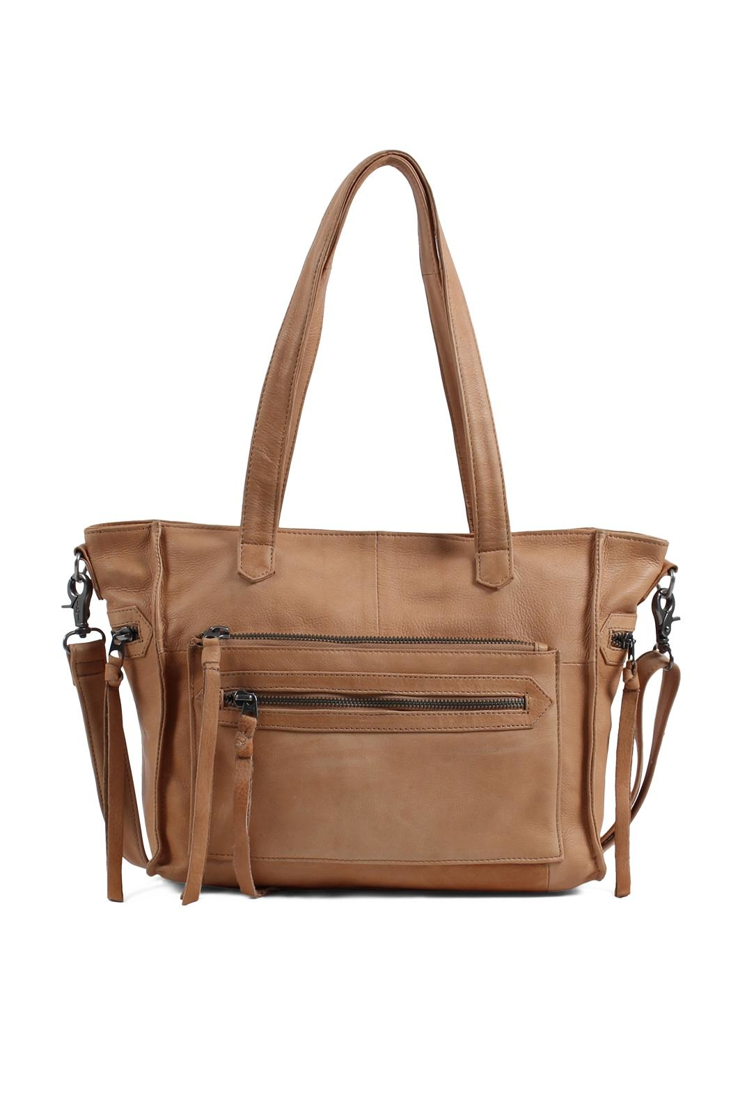 Day & Mood Anni Satchel - Front Cropped Image