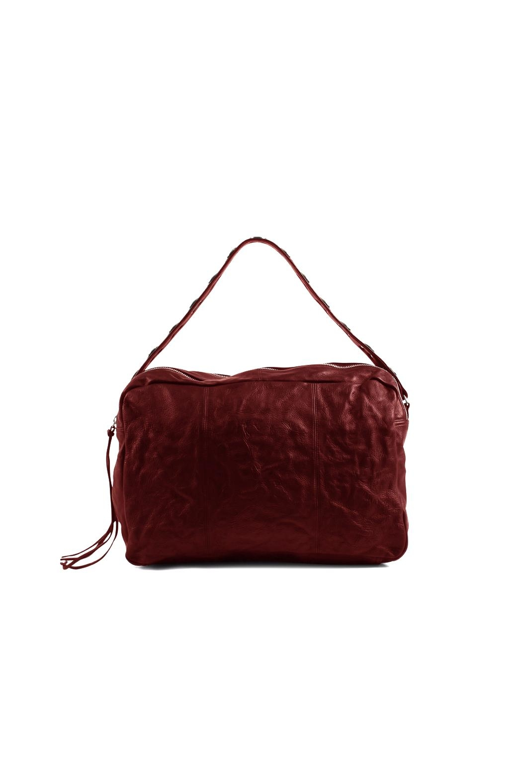Day & Mood Aura Crossbody Bag - Front Cropped Image