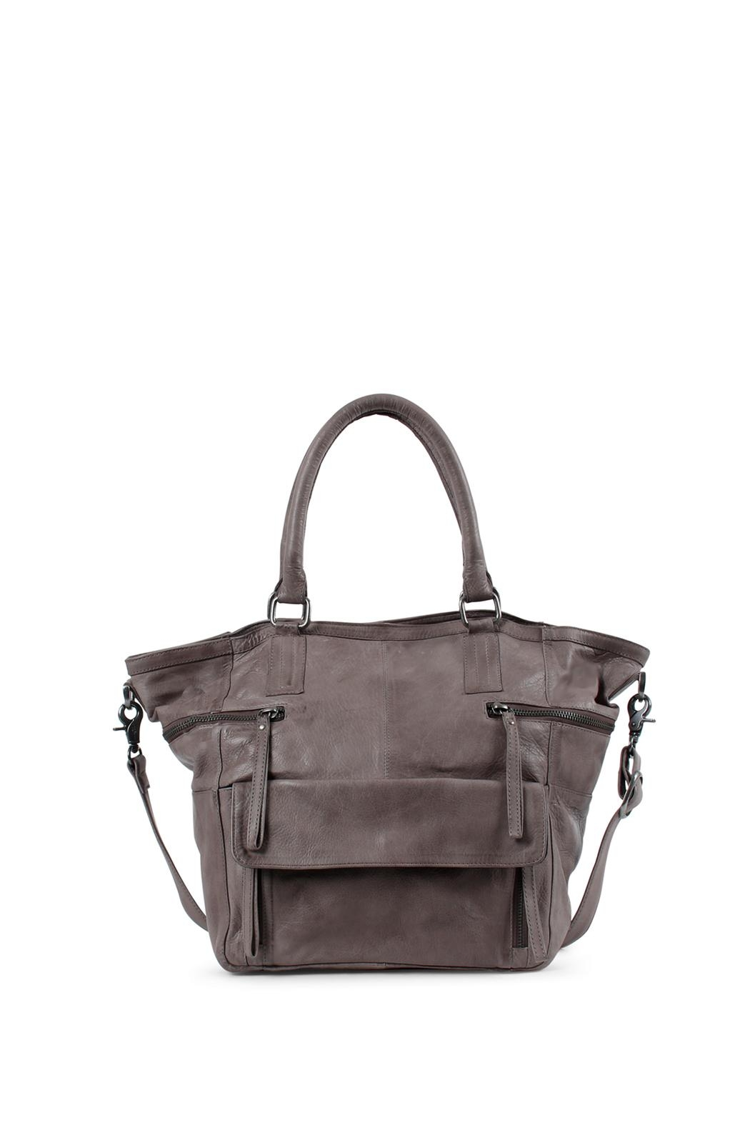 Day & Mood Hannah Mini Tote - Front Cropped Image