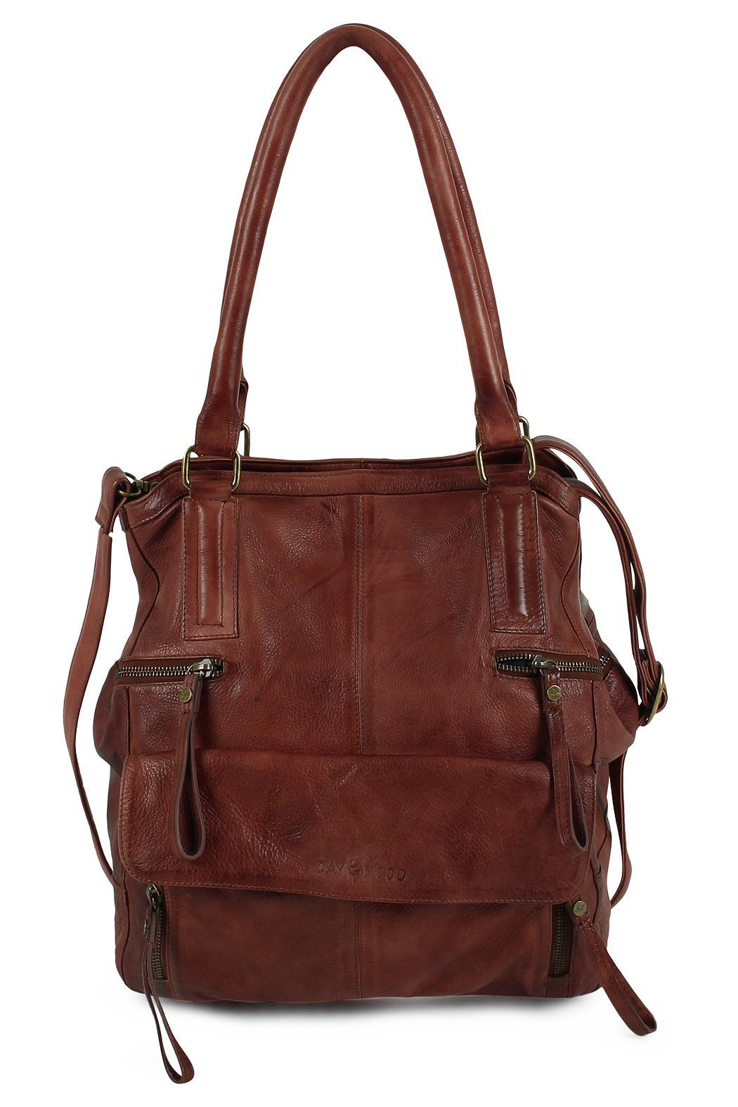 Day & Mood Hannah Small Tote - Front Cropped Image