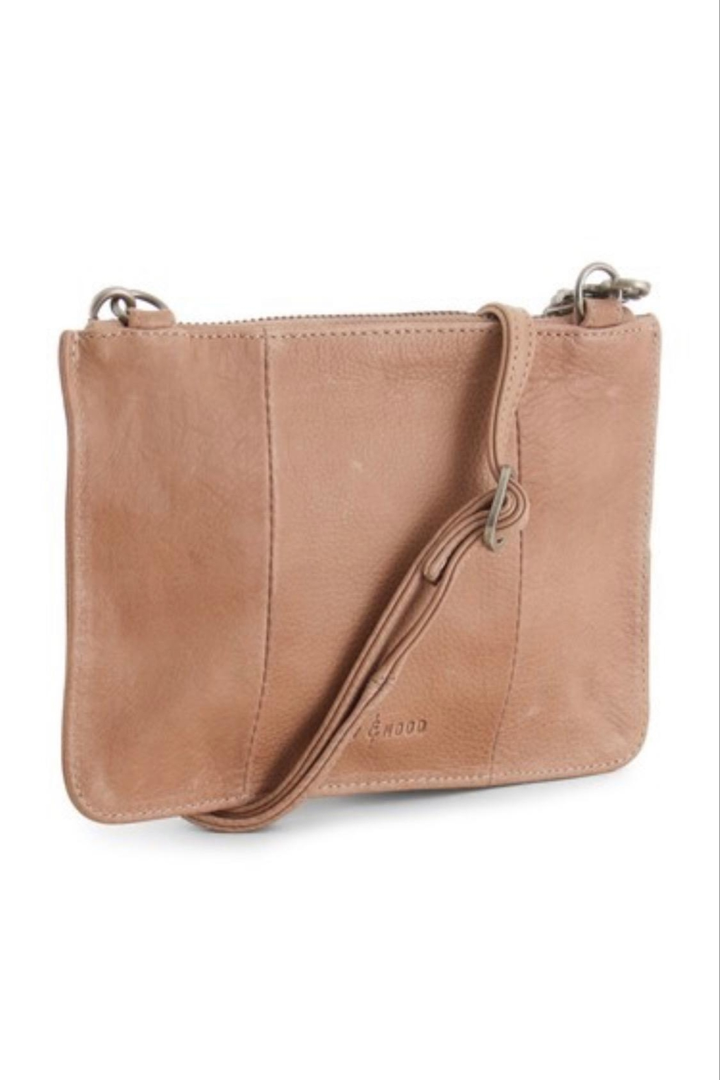 Day & Mood Lily Leather Crossbody - Front Full Image