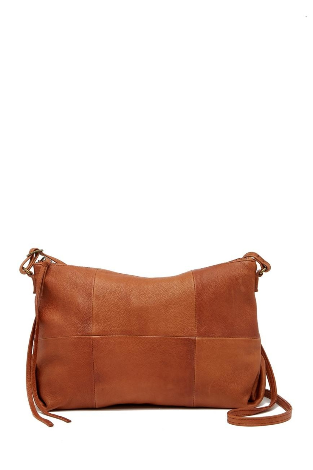 Day & Mood Molly Leather Crossbody - Front Cropped Image