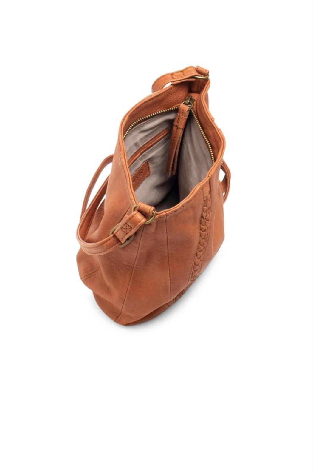 Day & Mood Paris Leather Crossbody - Front Full Image