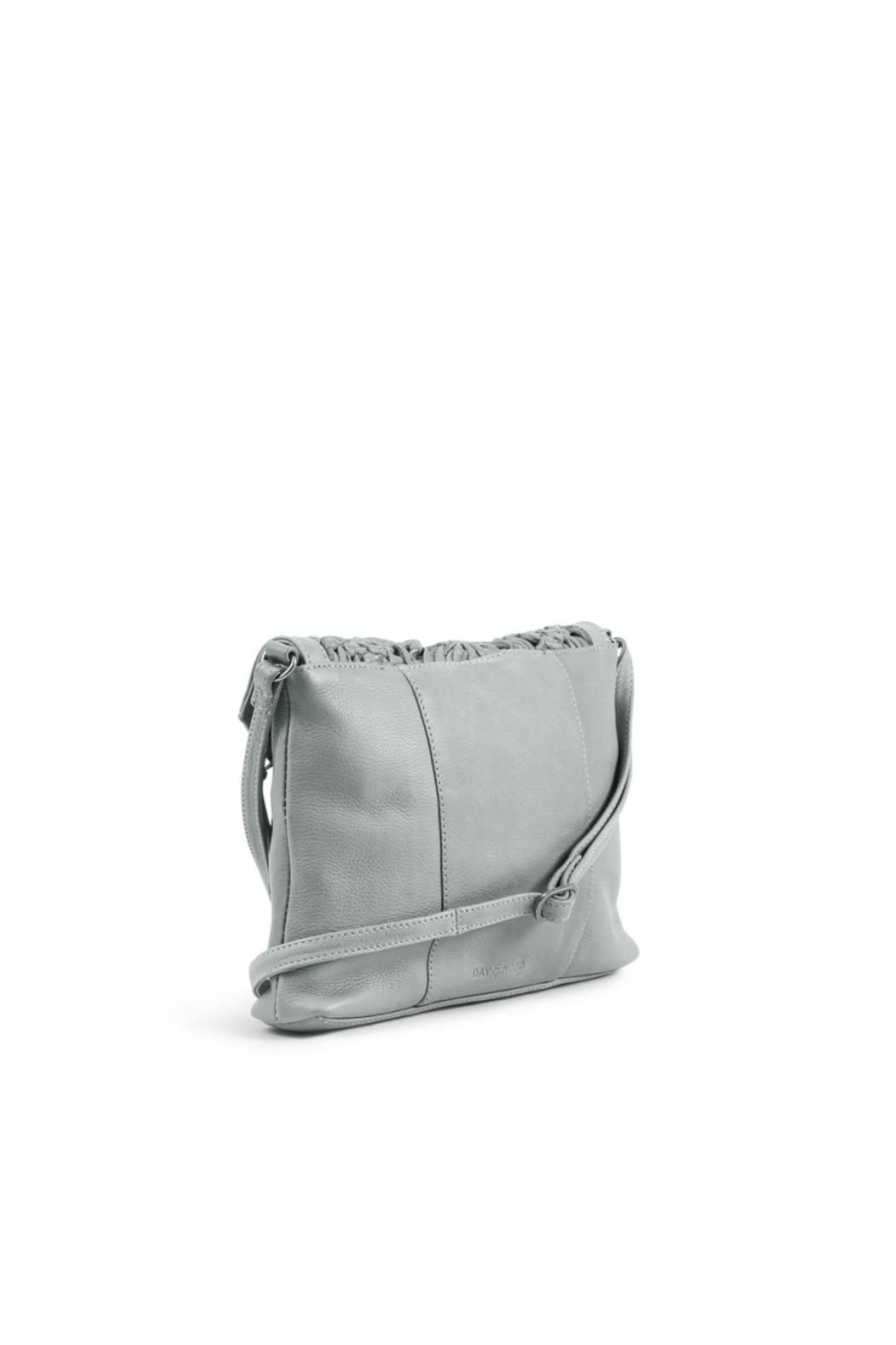 Day & Mood Tassel Leather Crossbody Bag - Side Cropped Image