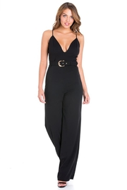 Day & Night Crepe Wide Jumpsuit - Other