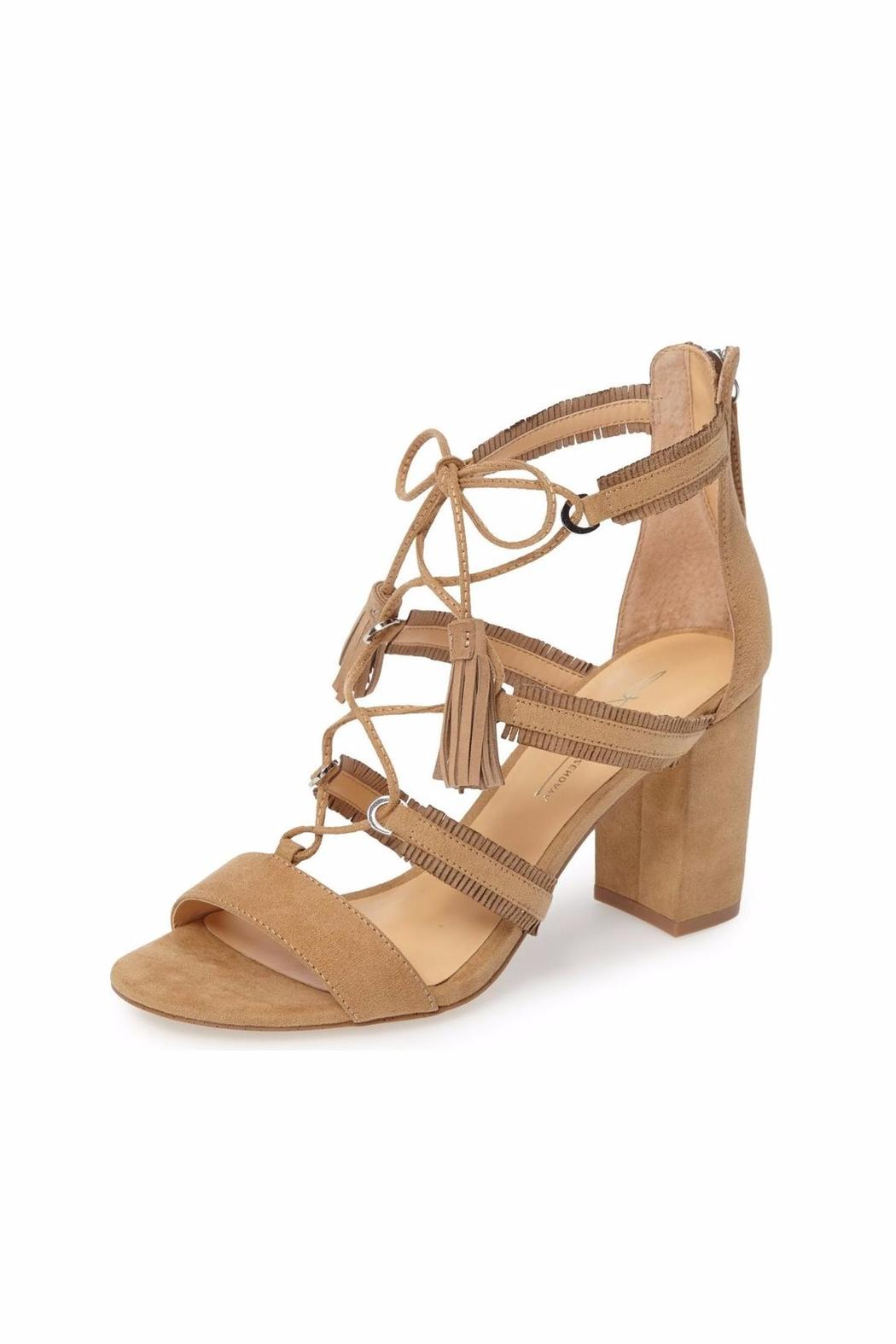 Daya by Zendaya Meadow High Heels - Front Cropped Image