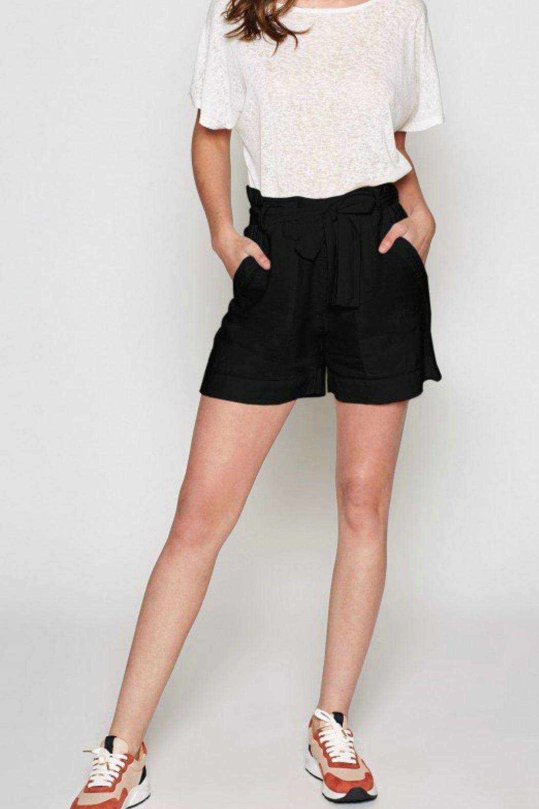 Joie Dayanna Pocket Shorts - Front Full Image