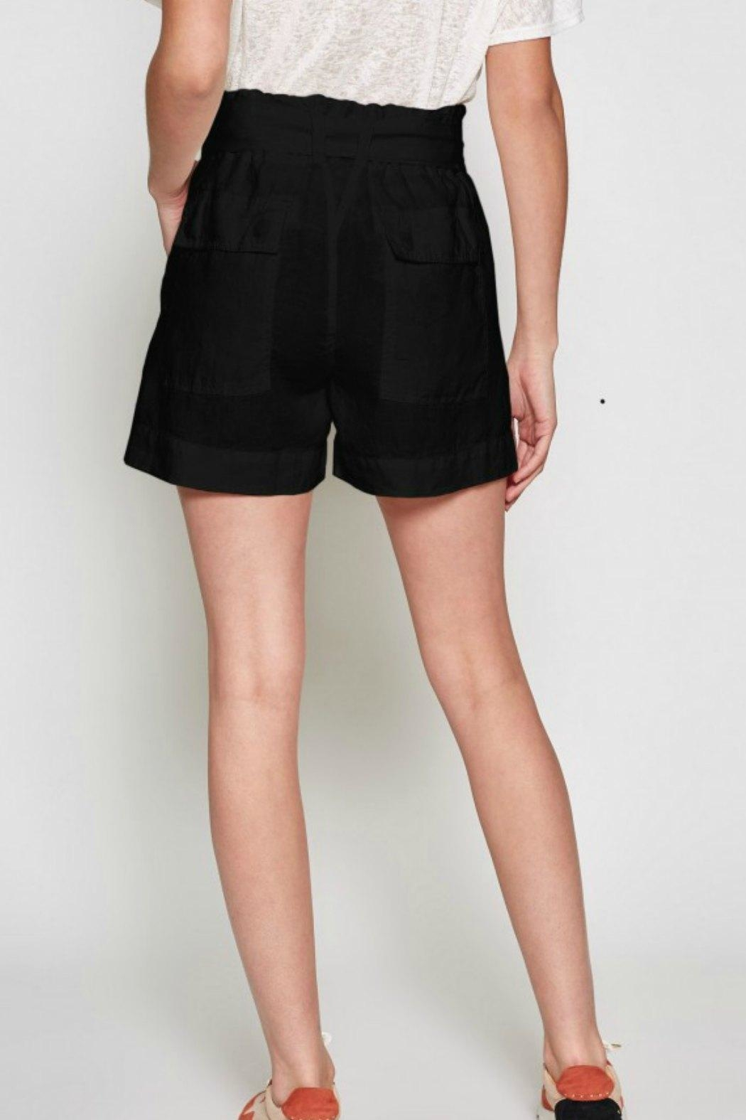 Joie Dayanna Pocket Shorts - Back Cropped Image