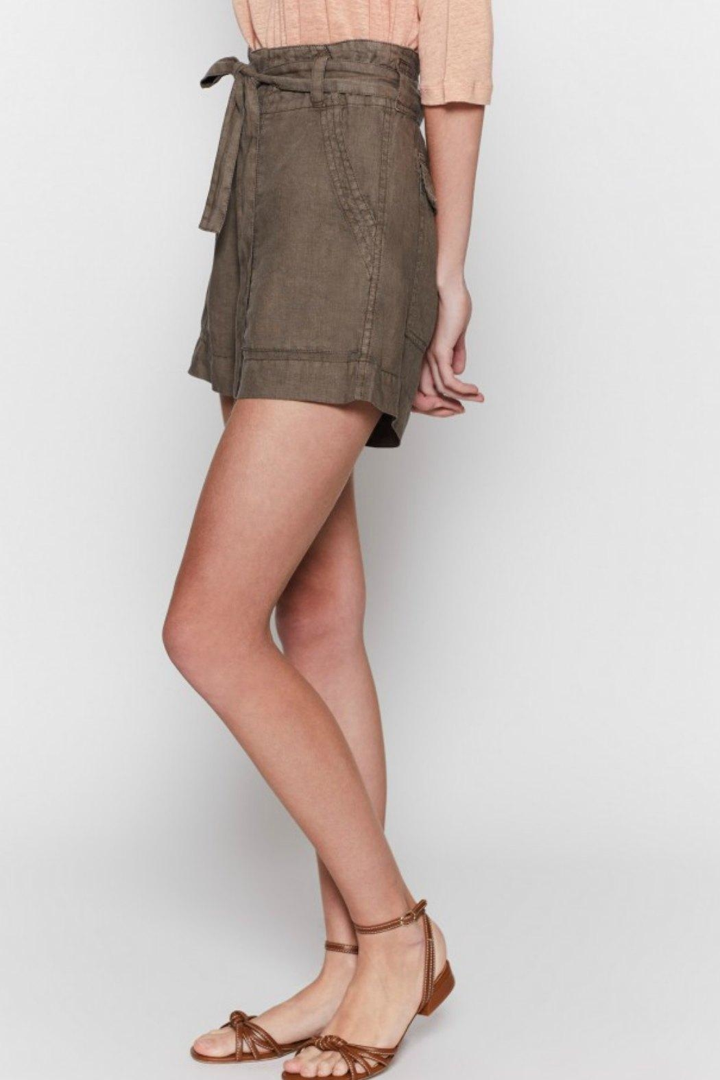 Joie Dayanna Pocket Shorts - Side Cropped Image