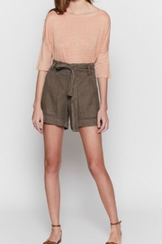 Joie Dayanna Pocket Shorts - Front full body