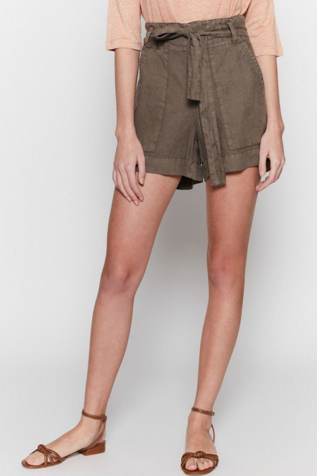 Joie Dayanna Pocket Shorts - Main Image