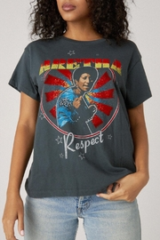 Daydreamer Aretha Respect Tee - Front cropped