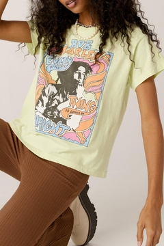 Daydreamer Bob Marley Tee - Alternate List Image