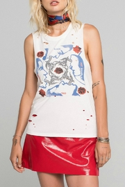 Daydreamer Chili Peppers Tank - Front cropped