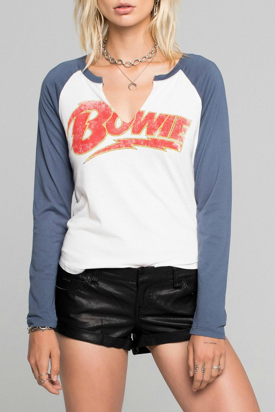 17138e82ba Daydreamer David Bowie Raglan from Texas by POE and Arrows — Shoptiques