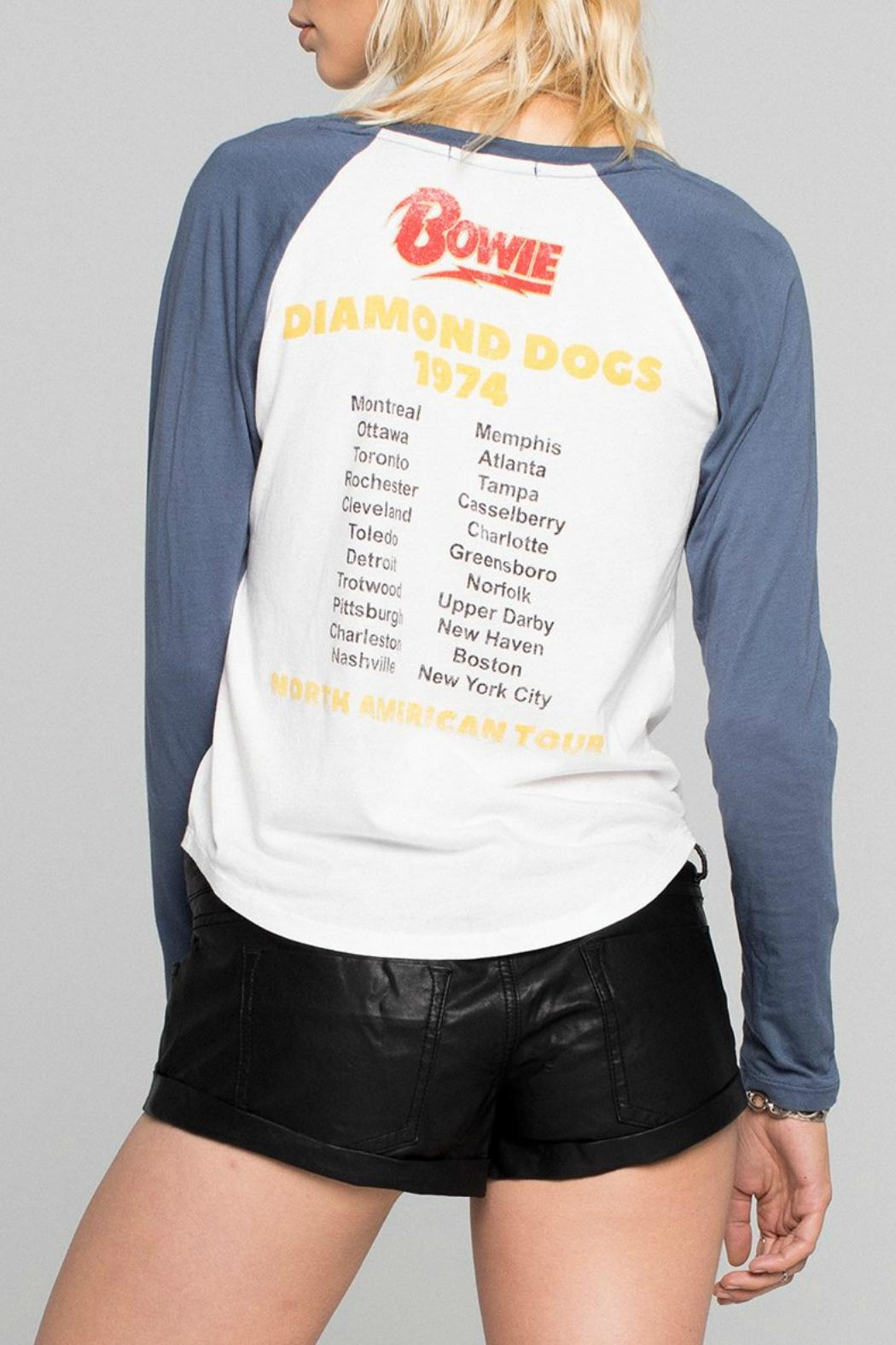 Daydreamer David Bowie Raglan From Texas By Poe And Arrows Shoptiques