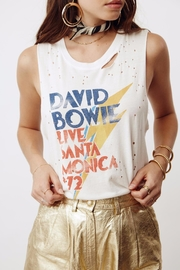 Daydreamer David Bowie Tee - Front cropped