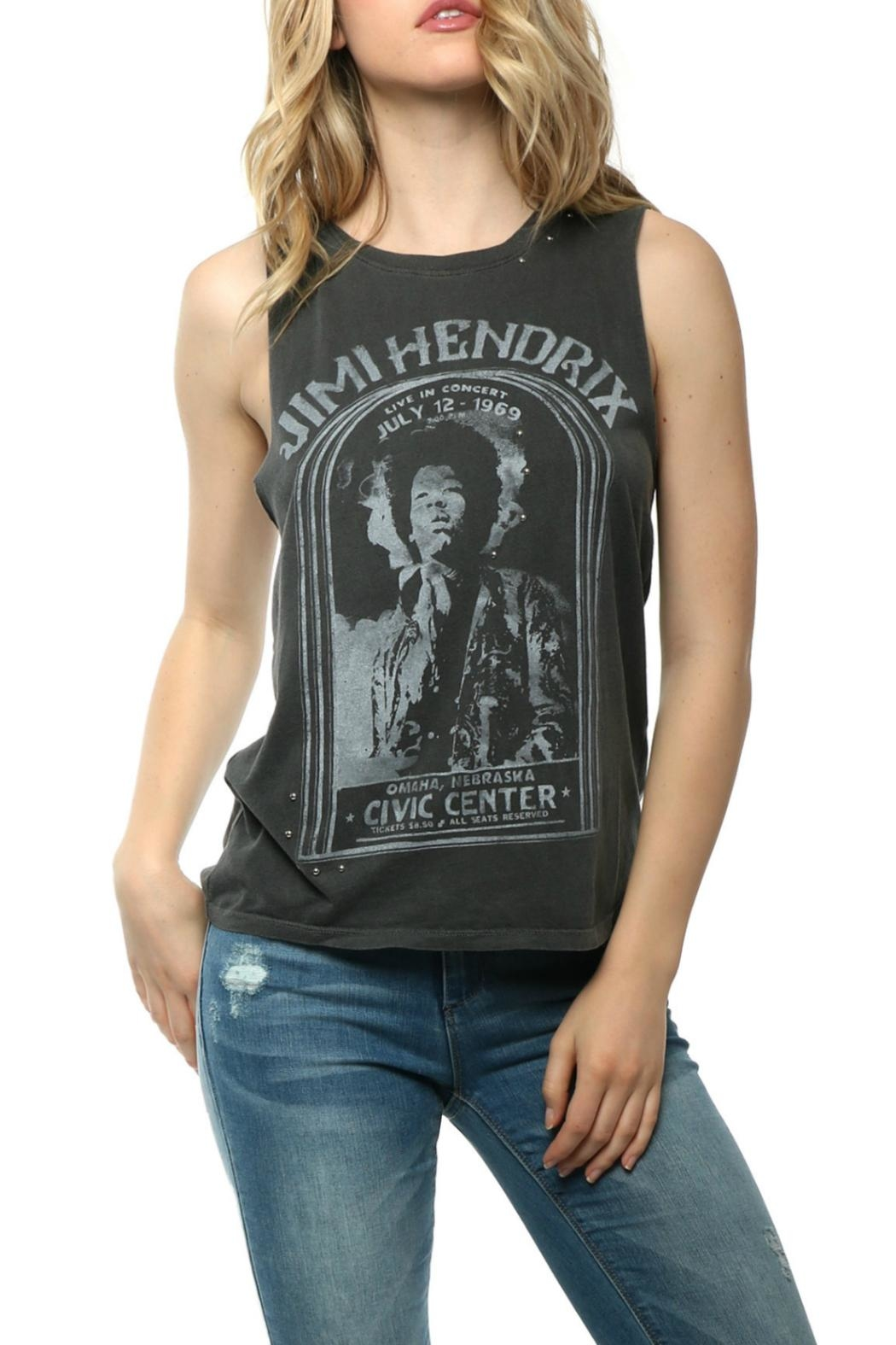 cc561d0e937d1 Daydreamer Hendrix Civic Center Top from Texas by POE and Arrows ...