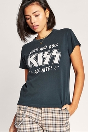 Daydreamer Kiss All Nite Tour Tee - Side cropped