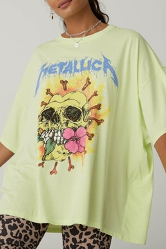 Daydreamer Metallica Acid Yellow - Product List Image