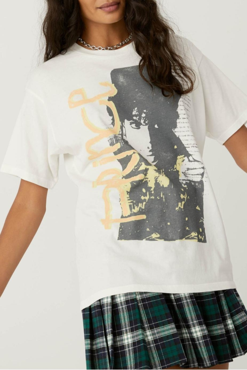 Daydreamer Prince Weekend Tee - Front Full Image