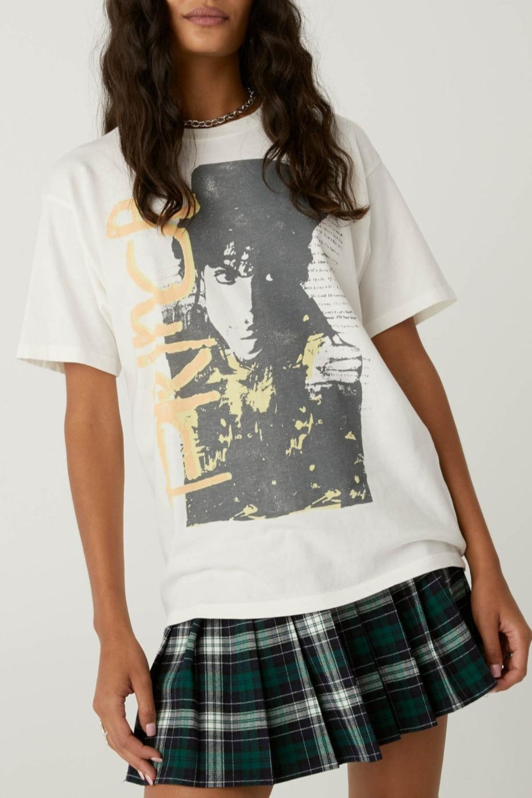 Daydreamer Prince Weekend Tee - Front Cropped Image