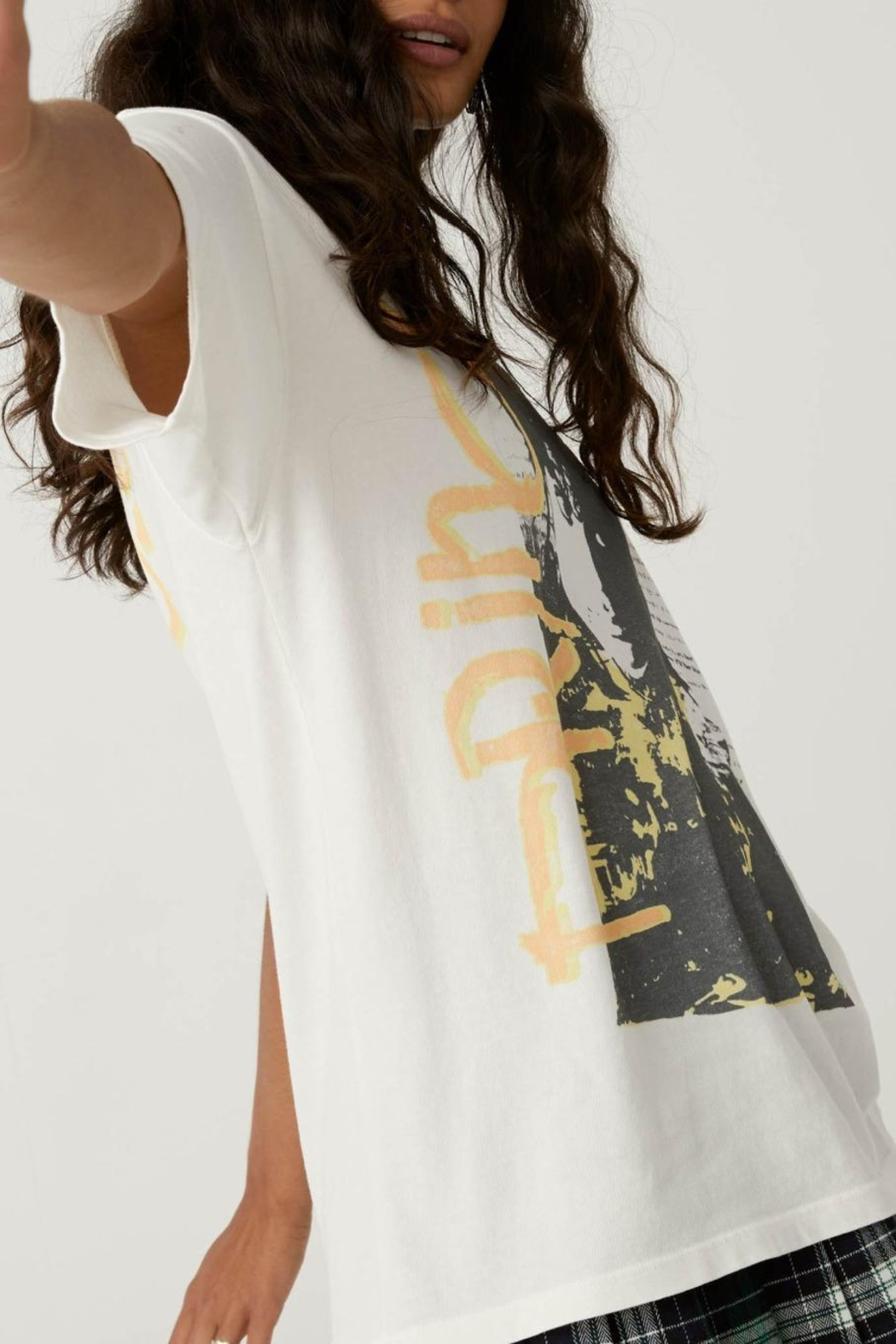 Daydreamer Prince Weekend Tee - Back Cropped Image