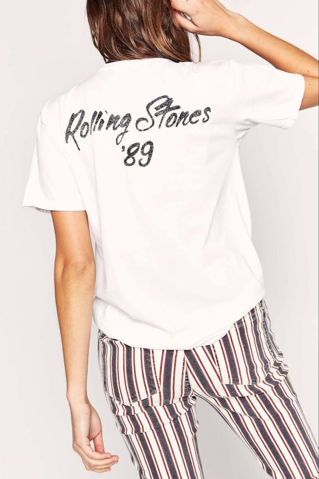 Daydreamer Rolling Stones Tee - Front Full Image