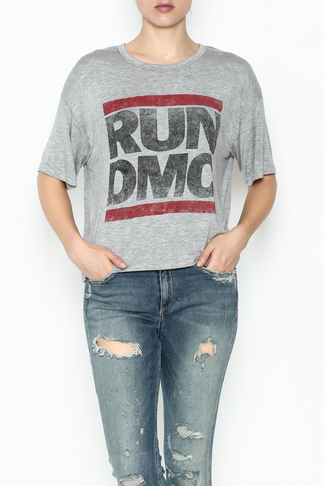 daydreamer run dmc band tee from miami by nurbana 305. Black Bedroom Furniture Sets. Home Design Ideas