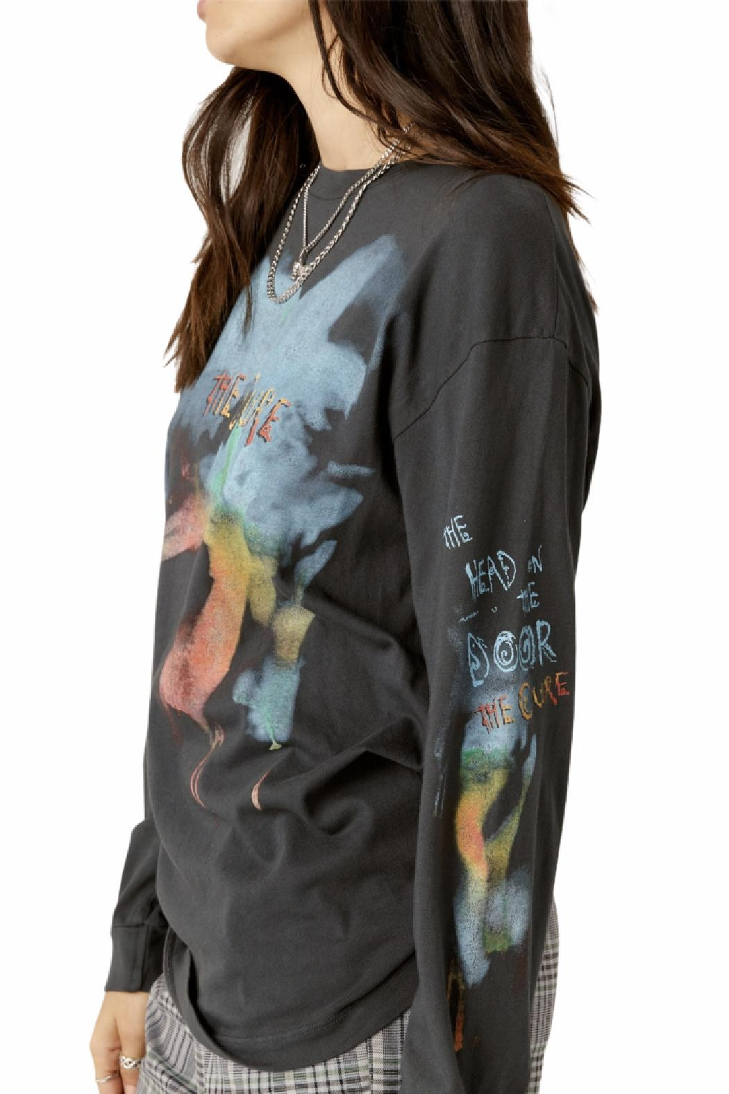Daydreamer The Cure Longsleeve - Side Cropped Image