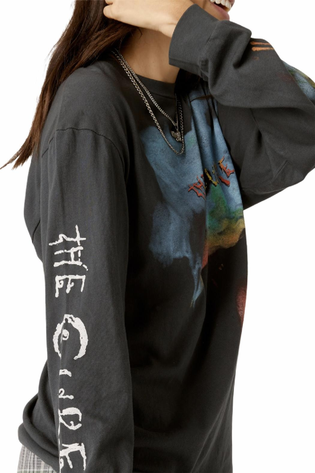 Daydreamer The Cure Longsleeve - Back Cropped Image