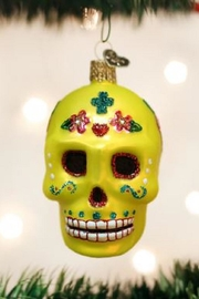 Old World Christmas Dayof Dead Ornament - Product Mini Image