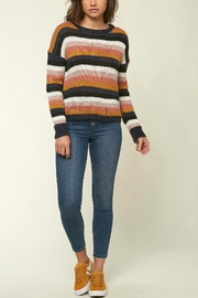 O'Neill Daze Stripe Sweater - Product Mini Image