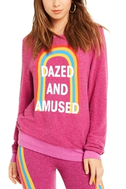 Wildfox Dazed and Amused Sweatshirt - Product Mini Image