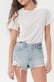 Daze Troublemaker High-Rise Shorts - Product Mini Image