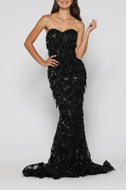YSS the Label Dazzling Gown Black - Product Mini Image