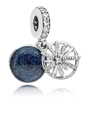 Pandora Jewelry Dazzling Wishes Charm - Product Mini Image