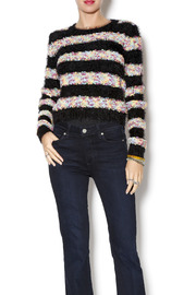Shoptiques Product: Rainbow Stripe Sweater