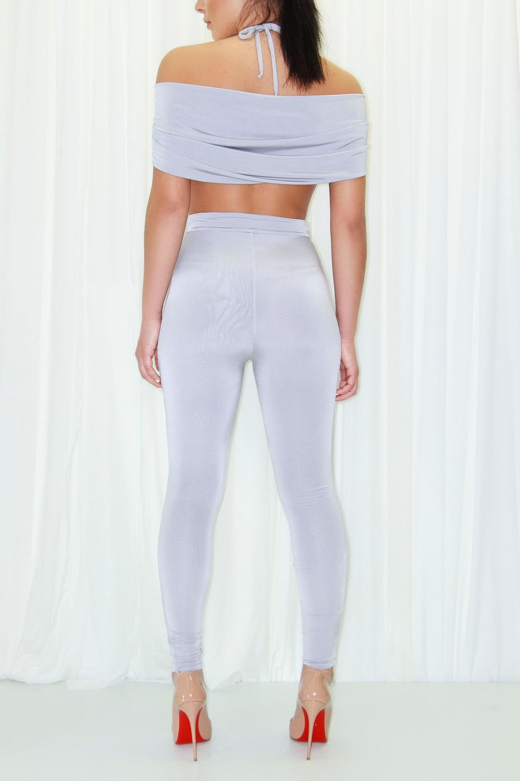 DBL Aubree Jumpsuit - Side Cropped Image