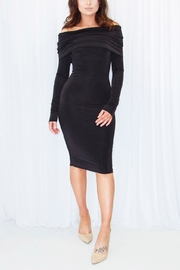 DBL Courtney Midi Dress - Front cropped