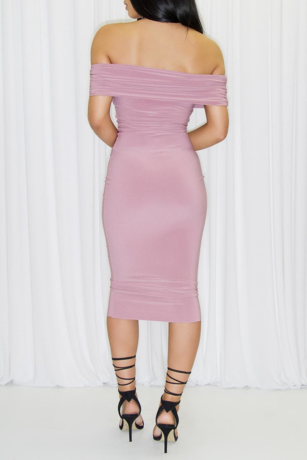 DBL Lola Dress - Front Full Image