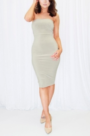 DBL Mimi Tube Dress - Front cropped
